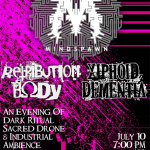 7/10 – Mindspawn, Retribution Body, Xiphoid Dementia