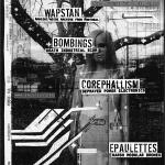 8/4 – Wapstan, Corephallism, Sharpwaist, Epaulettes