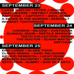 9/25 – Xiphoid Dementia @ Milwaukee Noise Fest 2010!