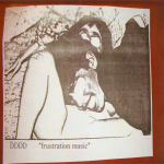 DDDD – Frustration Music CD