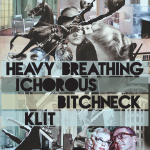 1/7 – Heavy Breathing, Klit + more