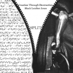 Black Leather Jesus/Creation Through Destruction – Split CD