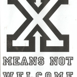 V/A – X Means Not Welcome 2xC20
