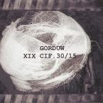 Gorduw – XIX CIF. 30/15 CDr