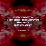6/14 – Xiphoid Dementia, Bereft – NYC