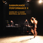 Samarkande – Performance X CDr