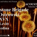 3/5 – Headstone Brigade, Eric Ostrowski, Josh Medina + more