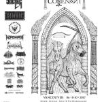 6/8-6/10 – Covenant Festival III – Revenger, Bolzer, Xiphoid Dementia + more