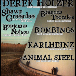 05/01 – Derek Holzer, Shawn Greenlee, Karlheinz, Animal Steel + more!!!