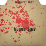 EE09: V/A – BLOOD TIES DOCUMENT 2007 CDR