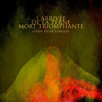 Gnaw Their Tongues – L'Arrivee de la Terne Mort Triomphante CD [Crucial Blast]