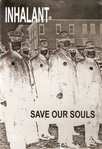 Inhalant &#8211; Save Our Souls CDR [Syzmic]