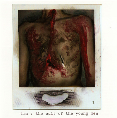 IRM – The Cult of The Young Men CD [Annihilvs]