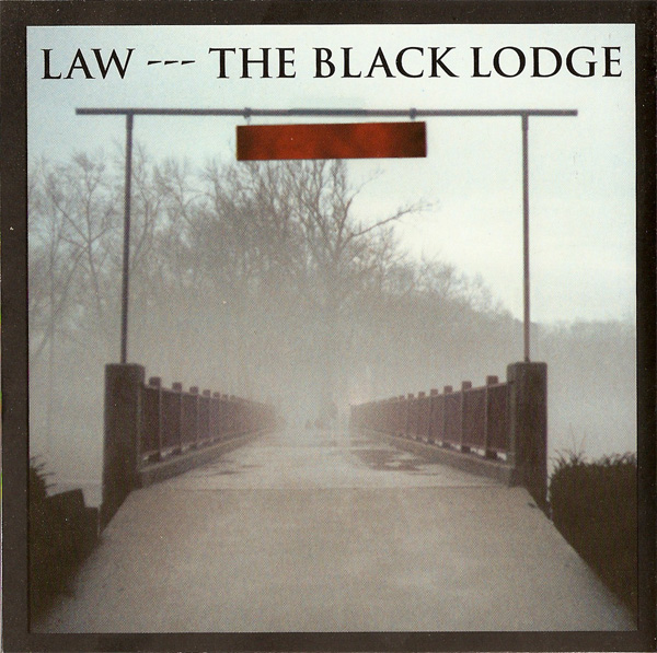 Law – The Black Lodge CD [Nuit Et Bruillard]