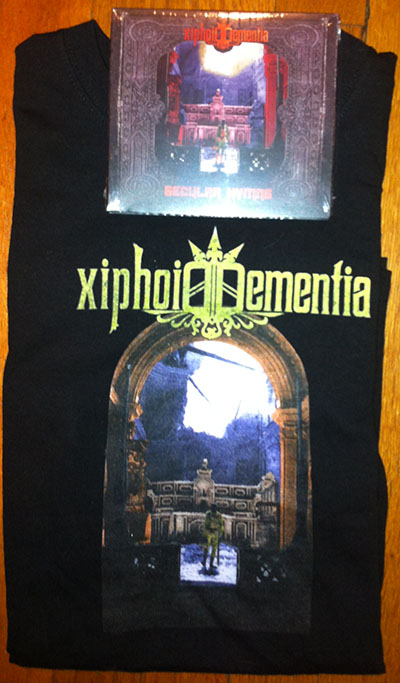 Xiphoid Dementia Mini Bundle