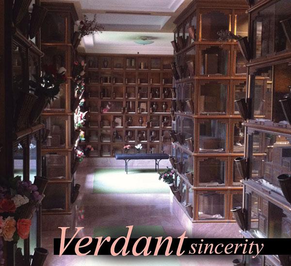 Verdant – Sincerity CD [Existence Establishment]